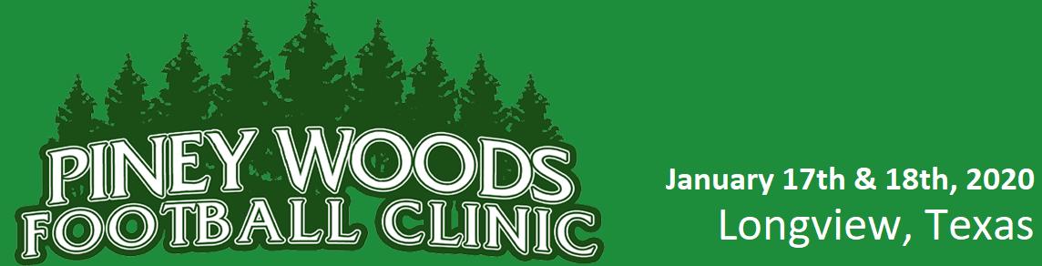 Piney Woods Football Clinic